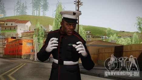 CoD: AW - Marine Dress Uniform Cormack для GTA San Andreas