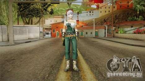 Dead or Alive: Lisa для GTA San Andreas второй скриншот