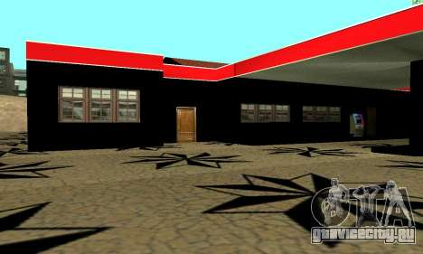 БПАН Армения гараж в SF для GTA San Andreas третий скриншот