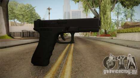 Glock 18 3 Dot Sight Orange для GTA San Andreas