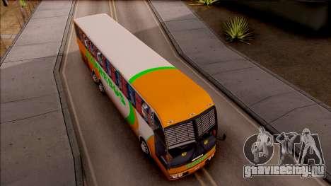 DIC EXPREBUS для GTA San Andreas вид справа