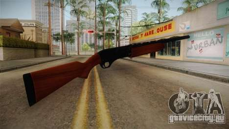 Baikal MP-153 Semi-Automatic Shotgun для GTA San Andreas второй скриншот