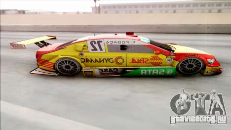Chevrolet Sonic JL G 09 Stock V8 для GTA San Andreas вид слева
