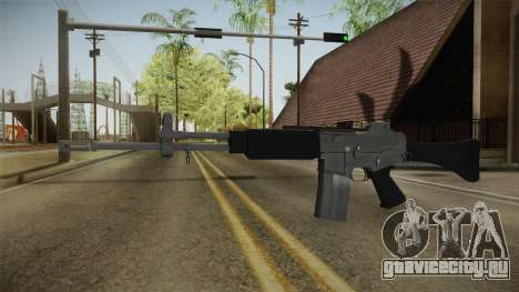 Daewoo K2 v2 для GTA San Andreas