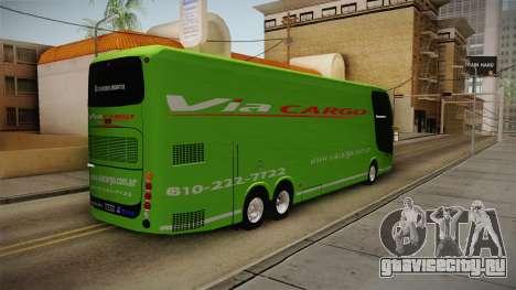 Niccolo 2250 для GTA San Andreas вид сзади слева