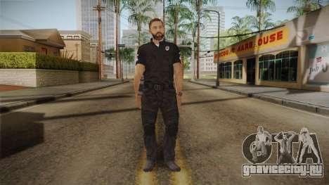 Serbian Border Police Skin для GTA San Andreas второй скриншот