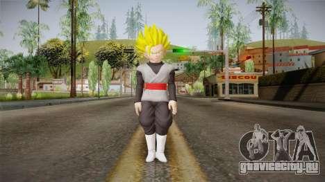 Dragon Ball Xenoverse 2 - Teen Gohan Black SSJ для GTA San Andreas второй скриншот