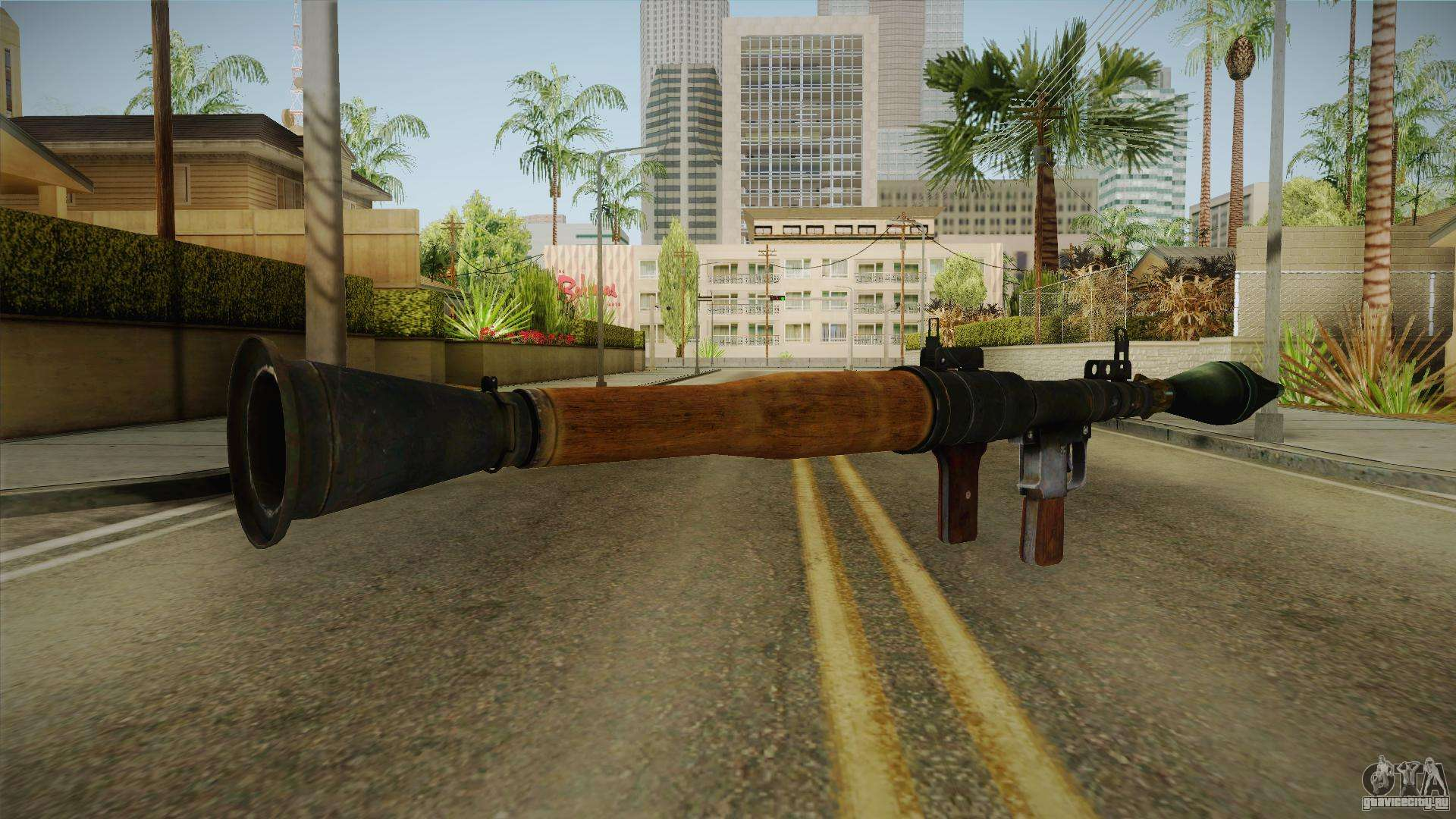 how to get a rocket launcher in gta 5