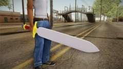 Z Sword From DBZ для GTA San Andreas
