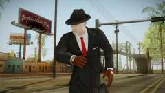 Hitman: Absolution - Hitman 47 Public Enemy для GTA San Andreas
