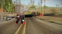CS:GO - M4A1-S Cyrex для GTA San Andreas