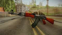 CF AK-47 v1 для GTA San Andreas