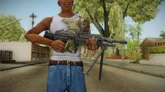 M249 Light Machine Gun v2 для GTA San Andreas