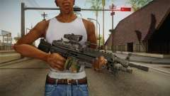 M249 Light Machine Gun v4 для GTA San Andreas