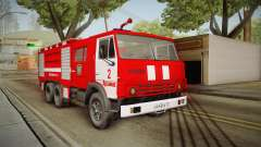 КамАЗ 53212 Пожарная машина города Арзамас