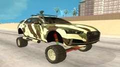 Audi S5 Off Road
