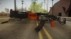 Volk Energy Assault Rifle v1 для GTA San Andreas
