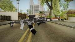 Call of Duty: Advance Warfare AK-12 для GTA San Andreas