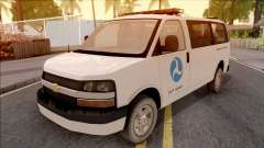 Chevrolet Express San Andreas DOT 2010