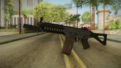 Battlefield 4 SG553 Assault Rifle для GTA San Andreas
