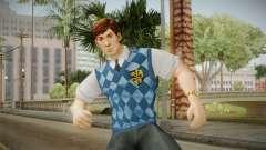 Gord Vendome from Bully Scholarship для GTA San Andreas