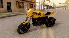 GTA V Imp-Exp FCR1000 для GTA San Andreas