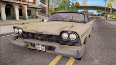 Plymouth Belvedere 1958 IVF для GTA San Andreas