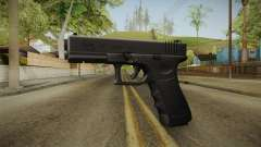 Glock 17 3 Dot Sight Yellow для GTA San Andreas