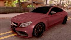 Mercedes-Benz C63S AMG Coupe 2016