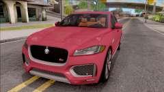 Jaguar F-Pace S для GTA San Andreas