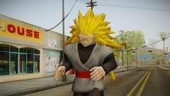 DBX2 - Goku Black SSJ3 v2 для GTA San Andreas