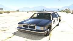 Полицейское авто из GTA San Andreas