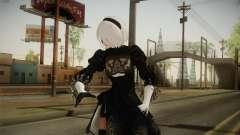 NieR: Automata - 2B для GTA San Andreas