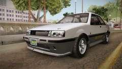 GTA 5 Karin Futo 4-doors для GTA San Andreas