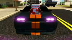XeNON Hid 30000K PuRple для GTA San Andreas