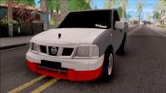 Nissan Ddsen 2016 для GTA San Andreas