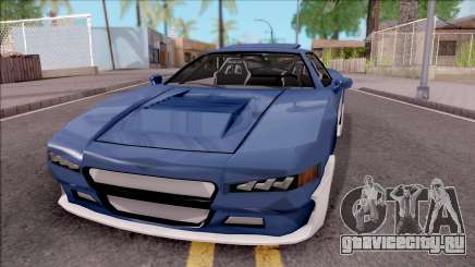 BlueRay's Infernus Pulse + для GTA San Andreas