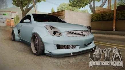 Infiniti G35 Rocket Bunny для GTA San Andreas