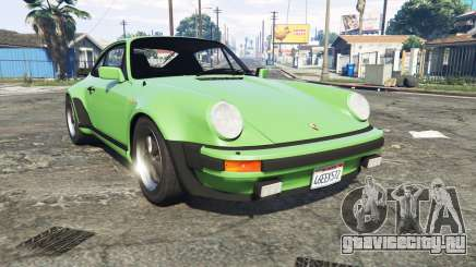 Porsche 911 Turbo 3.3 (930) 1982 [replace] для GTA 5