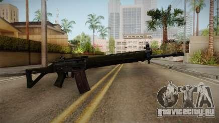 SIG SG-550 Assault Rifle для GTA San Andreas
