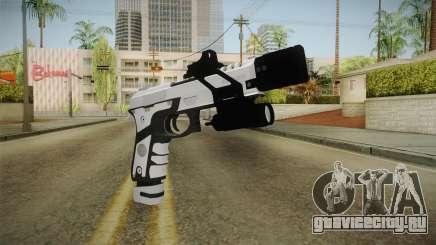 GTA 5 Gunrunning Pistol для GTA San Andreas