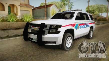 Chevrolet Tahoe PPV 2016 YRP для GTA San Andreas