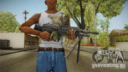 M249 Light Machine Gun v2 для GTA San Andreas
