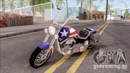 Liberty City Stories Angel для GTA San Andreas