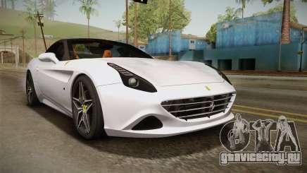 Ferrari California T для GTA San Andreas