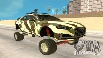 Audi S5 Off Road для GTA San Andreas