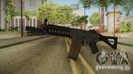 Battlefield 4 SG553 Assault Rifle для GTA San Andreas