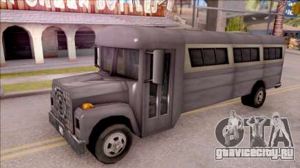 Bus from GTA 3 для GTA San Andreas