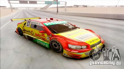 Chevrolet Sonic JL G 09 Stock V8 для GTA San Andreas