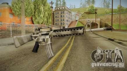 Battlefield 3 - M16 для GTA San Andreas